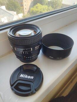 Объективы - Объектив Nikon af 85 1.8 D, 0
