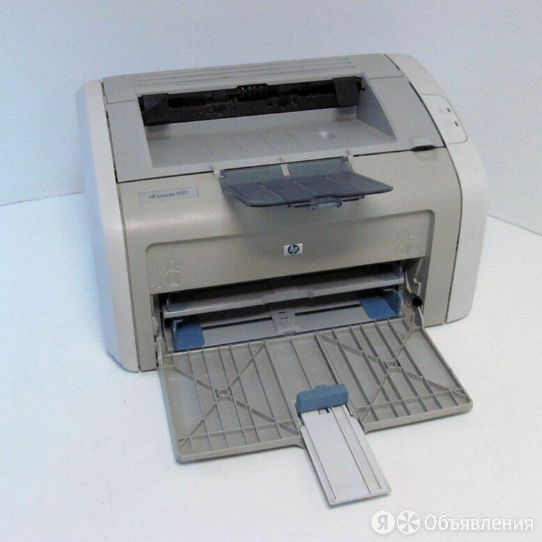 Принтер HP LaserJet 1020 по цене 4000₽ - Принтеры, сканеры и МФУ, фото 0