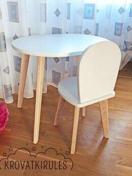 Столы и столики - Детский стульчик и столик, комплект, 0