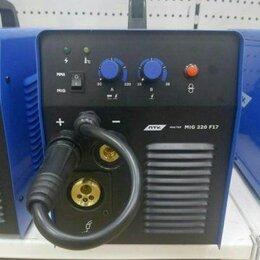 Сварочные аппараты - Сварочный полуавтомат мастер 220MIG F17, 0
