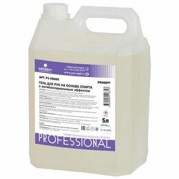 Мыло - Гель для рук PROSEPT с антибактериальным эффектом (на основе ЧАС), 0