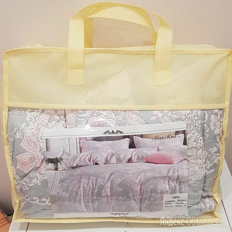 Комплект постельного белья с одеялом  по цене 2500₽ - Постельное белье, фото 0