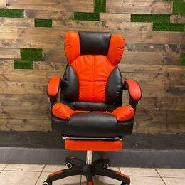 Компьютерные кресла - Компьютерное кресло с вибромассажем, 0