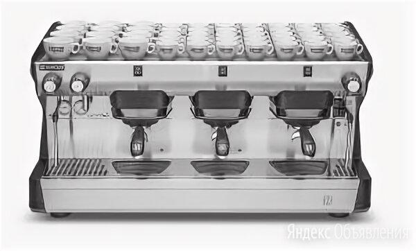 Кофемашина-полуавтомат Rancilio Classe 5 S 3 Group по цене 283120₽ - Кофеварки и кофемашины, фото 0