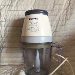 Кухонные комбайны и измельчители - Измельчитель tefal 8521 optimo compact, 0