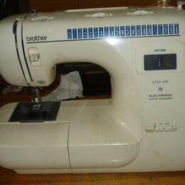 Швейные машины - Швейная машинка brother star20е, 0