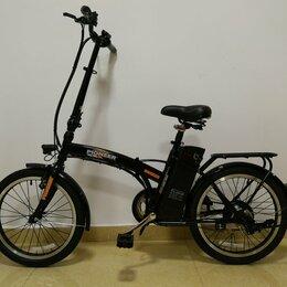 "Мототехника и электровелосипеды - Электровелосипед Pioneer Breeze 20"" Black, 0"