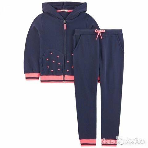 Спортивный костюм Billieblush для девочки, 6 лет по цене 4747₽ - Спортивные костюмы и форма, фото 0