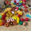 Набор продуктов игрушечные в сумке 140шт. по цене 490₽ - Игрушечная еда и посуда, фото 3