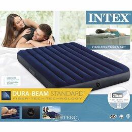 Надувная мебель - Надувной матрас INTEX, 0