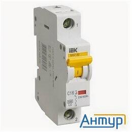 Защитная автоматика - Iek Mva41-1-032-b Авт.выкл. ВА 47-60 1Р 32А 6 кА  х-ка B Iek, 0