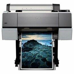 Принтеры и МФУ - Плоттер Epson Stylus 7890 PRO, 0