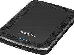 """Внешние жесткие диски и SSD - Внешний HDD A-DATA 2TB HV300 25"""" USB 3.1 черный…, 0"""