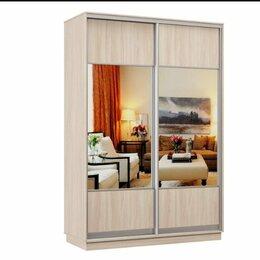 Шкафы, стенки, гарнитуры - Шкаф купе Атлант, 2 зеркала, 0