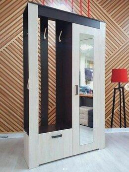 Шкафы, стенки, гарнитуры - Прихожая Франк цвет венге/лоредо, 0