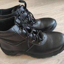 Обувь - Ботинки рабочие, новые, 43 размер, 0