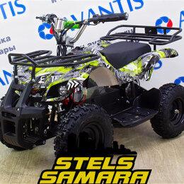 Электромобили - Квадроцикл ATV CLASSIC E 800W, 0