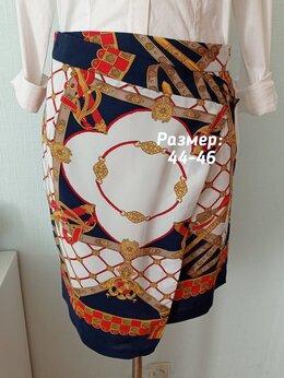 Юбки - Шёлковая юбка  ZARA, 0