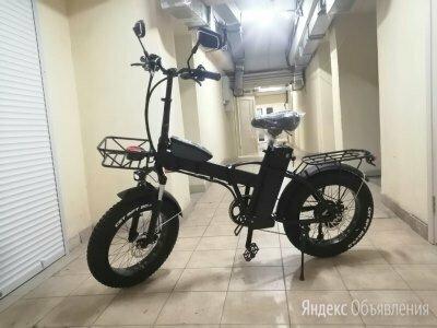 Электровелосипед SYCCYBA H1 с большими колесами 2021 год по цене 59990₽ - Мототехника и электровелосипеды, фото 0
