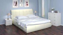 Кровати - Кровать интерьерная с ортопедическим основанием, 0