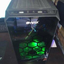 Настольные компьютеры - стекло Core i3 10gen 8x4,30 ГГц DDR4 4гб  120gb SSD GeForce GT210 , 0