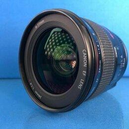 Объективы - Canon EF 24mm 1.4L II USM, 0