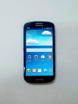 Мобильные телефоны - Смартфон Samsung Galaxy S3 Neo 1.5ГБ 16ГБ Blue, 0