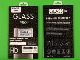Аксессуары и запчасти для ноутбуков - Защитное стекло для Huawei Y6 II, honor 5A Play, 0