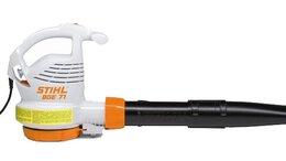 Воздуходувки и садовые пылесосы - Воздуходувка электрическая Stihl BGE 71, 0