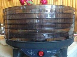 Сушилки для овощей, фруктов, грибов - Сушилка овощная грибная рыбная Ves VMD 4…, 0
