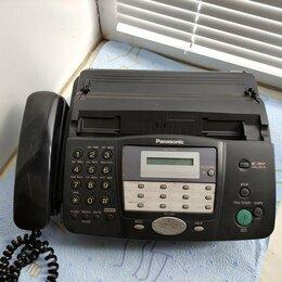 Факсы - Факс Телефон Автоответчик Panasonic KX-FT902, 0