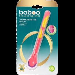 Термосы и термокружки - Термоложка BABOO 4 мес+, 0