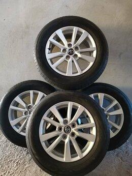 Шины, диски и комплектующие - Колеса Toyota, 0