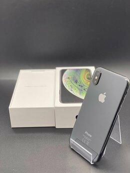 Мобильные телефоны - iPhone Xs space gray 64 Gb Ростест, 0