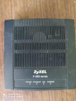 3G,4G, LTE и ADSL модемы - модем ADSL Zyxel, 0