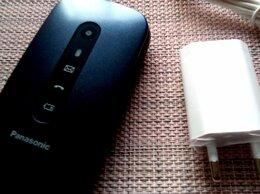 Мобильные телефоны - Panasonic KX-TU456RU Dark Blue РосТест, 0