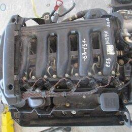 Двигатель и топливная система  - Датчик в топливной рампе m57n на BMW E53, 0