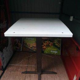 Мебель для учреждений - Стол уличный для общепита, 0