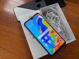 Мобильные телефоны - Huawei P30 Lite 4/128Gb Midnight Black, отл.сост, 0