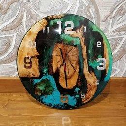 Дизайн, изготовление и реставрация товаров - часы из эпоксидной смолы,разделочные доски,столы и столешницы., 0
