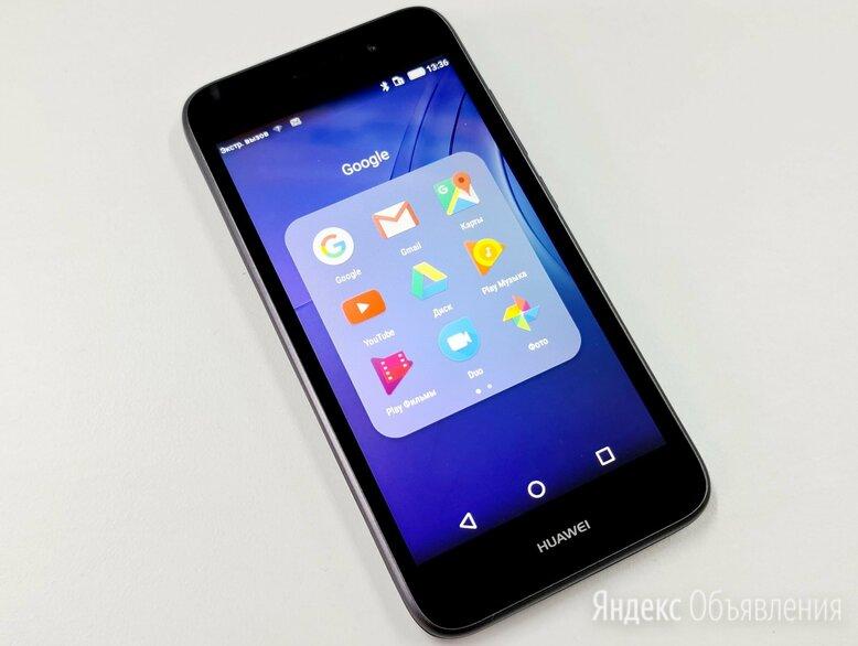 Смартфон Huawei Y3 2017 8 GB по цене 3400₽ - Мобильные телефоны, фото 0