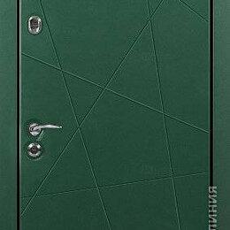 """Входные двери - Дверь входная """"Теруэль"""" цвет зеленый турмалин. Пр-во Беларусь., 0"""