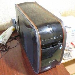Настольные компьютеры - 2 ядра, 2 гига, Intel GMA 3000, 80 гб, 7-ка, игры, 0