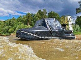"""Моторные лодки и катера - Аэролодка """"Берег-350"""", 0"""