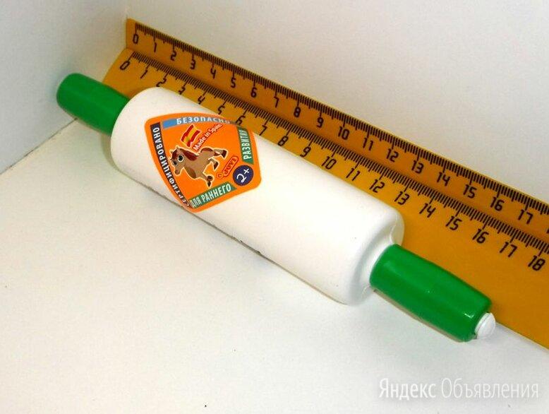 Скалка-роллер д/лепки 155/25 по цене 92₽ - Ткани, фото 0