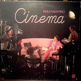 Виниловые пластинки - VIOLA VALENTINO   1986   Cinema, 0