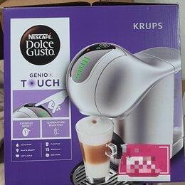 Кофеварки и кофемашины - Кофемашина krups kp 440E10 nescafe dolce gusto, 0