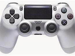 Рули, джойстики, геймпады - Джойстик для PS4 белый, 0
