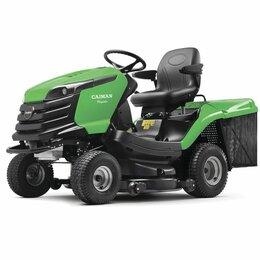 Мини-тракторы - Газонокосильная машина CAIMAN Rapido Eco 2WD, 16…, 0