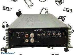 Усилители и ресиверы - Автомобильный усилитель Avatar ATU-1000.1D      …, 0